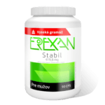 Erexan Stabil pre mužov - recenzia tabletiek