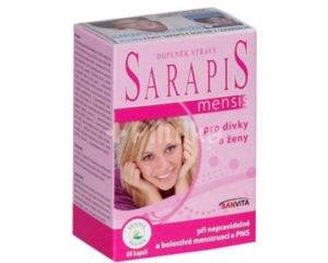 Sarapis Mensis recenzia výživového doplnku pre ženy