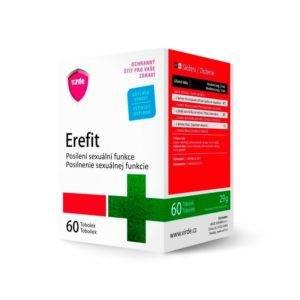 Erefit VIRDE - recenzia prípravku na erekciu