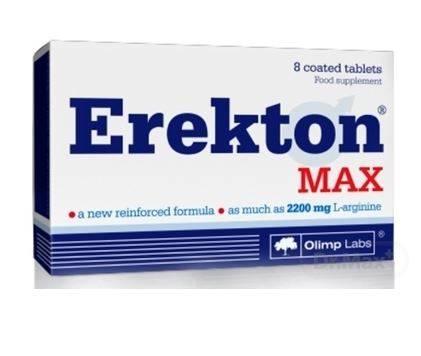 Erekton MAX - recenzia prípravku na erekciu
