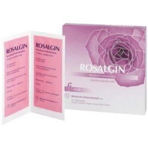 Rosalgin prášok: recenzia lieku na ženské zápaly
