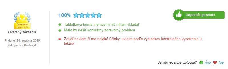 Gynimun Dual Protect - skúsenosti a hodnotenia užívateľov, Heureka