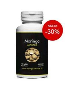 Moringa Advance - recenzia tabletiek