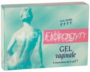 Floragyn Gel vaginale - zvlhčujúci vaginálny gél, recenzia